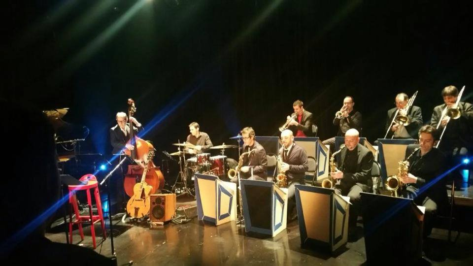 Mister Oz's Big Band, Orchestre de jazz Lorrain